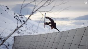 snowboard taske
