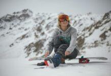 Snowboard støvler